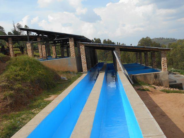 ムガンザ水路