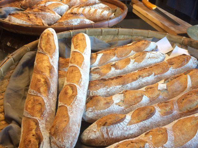 パンを作ってみる。
